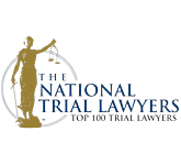 The National Trial Lawyers Badge